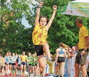 Chiara Lenzi gewann den UBS-Kids-Cup. (Bild: PD)