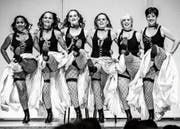 Die Domino Dancers präsentieren sich vielseitig. (Bild: pd)