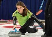 Laura Engler spielt im Team Flims-St. Gallen die Nummer drei. (Bild: PD)