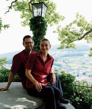 Im November sagen Tanja und Marco Blumer dem «Steinigen Tisch» Adieu. (Bild: Jolanda Riedener)