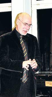 Als neuer Musikschul-Präsident gewählt: Marcel Sieber, Au.