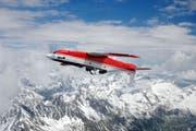 Präzise und gut ablesbare Uhren begleiten die Fliegerei bis heute. (Bild: Pilatus Aircraft)