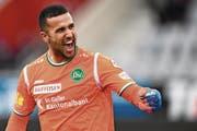 Dejan Stojanovic verfügt in St. Gallen über einen Vertrag bis 2020. (Bild: freshfocus)