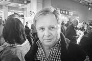 Urs Eggenberger, 67, Locarno