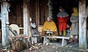 Der Verein Picturae movens bei einem mittelalterlichen Anlass. (Bild: PD)
