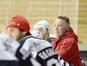 Mit der Rückkehr von Pascal Rotzinger hat Herisaus Trainer Markus Rechsteiner mehr Spielraum bei der Aufstellung. (Bild: MC)