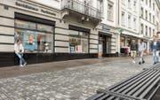 Macht nach 145 Jahren dicht: die Hecht-Apotheke an der Marktgasse. (Bild: Hanspeter Schiess)