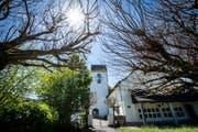 Die Pfarrstelle im evangelischen Kirchenzentrum Vogelherd ist ab Juli vakant. (Bild: Urs Bucher)
