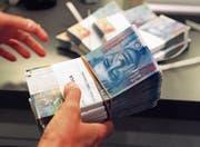 Die Gemeinde Kirchberg hat sich im Budget 2017 um rund fünf Millionen Franken verschätzt. (Bild: KEY)