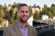 Roman Kohler, Leiter Kommunikation Stadtpolizei St.Gallen. (Bild: pd)