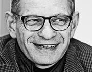 Hans-Dieter Zimmermann Fachhochschule St. Gallen, Dozent für Wirtschaftsinformatik (Bild: Michel Canonica)