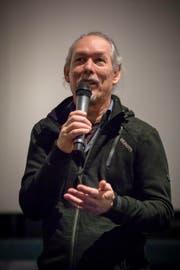 Robert Müller, Filmemacher und Künstler. (Bild: Sascha Erni)