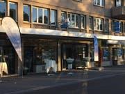 Die Filiale an der Zürcherstrasse 120 in Frauenfeld. (Bild: PD)