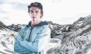 Mit dem Erlös aus der Versteigerung wird Jan Scherrer ein Snowboard-Filmprojekt realisieren. (Bild: PD)