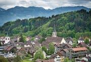 In Berneck wurde in den letzten Jahren Eigenkapital abgebaut. (Bild: Archiv/Benjamin Manser)