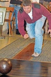 Beat Hefti wird nach seinem heutigen 40. Geburtstag bobtechnisch eine ruhigere Kugel schieben. (Bild: uhu)