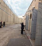 Rachels Grab an der Mauer in Israel. (Bild: PD)
