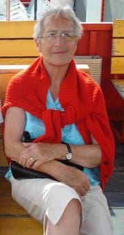 Marie Brosi wird seit dem 13. April vermisst. (Bild: kapo SG)