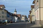 Das Betriebs- und Gestaltungskonzept Gähwilerstrasse soll in den nächsten Jahren umgesetzt werden.