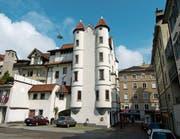 Die Gaststuben zum Schlössli in St. Gallen. (Bild: Hanspeter Schiess)