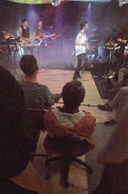 Bandraum-Konzert mit Herr Bitter im letzten Jahr. (Bild: PD)