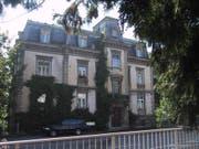 Soll einer Überbauung weichen: Die Villa Wiesental in St.Gallen. (Bild: Schweizer Heimatschutz)