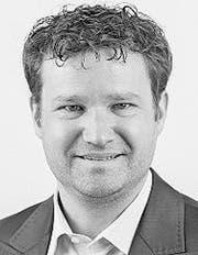 Stefan Schmid, Chefredaktor St.Galler Tagblatt (Bild: Urs Bucher)