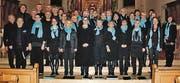 Der vierstimmige Chor «Novum» lädt zum Jahreskonzert. (Bild: pd)