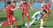 Bazenheid spielt bereits am Mittwoch im Cup – auf dem Wiler Bergholz (Bild: PD)