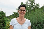 Rita Elmer, Schulratspräsidentin Wildhaus-Alt St.Johann. (Bild: Sabine Schmid)