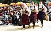 Musik, Tanz und Theater: Dieses Wochenende findet wieder das «East End Festival» statt. (Bild: PD (1. September 2013))