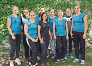 Volley Uzwil ist bereit für den Meisterschaftsbeginn. (Bild: PD)