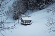 Der Skilift Trogen stand vergangenes Jahr still. (Bild: PD)