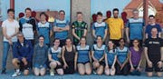 Gut besuchte Plausch-Doppelmeisterschaft des Badmintonclubs St. Margrethen. (Bild: pd)