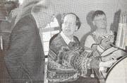Professor Michael Radulescu (links) vermittelte mit Orgelkonzert und Seminar neue Impulse. (Bild: PD)