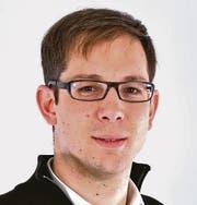 Alex Arnold, 31-jähriger Gegenkandidat von Walter Freund. (Bild: pd)