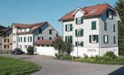 Seit 1994 betreibt die Diakonie Bethanien an der Säntisstrasse eine Wohngemeinschaft für Mütter und Kinder. (Bild: Andrea Häusler)
