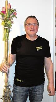 Hubert Schneider wird zur dritten Oberfäascht-Lisa gekrönt. (Bild: pd)