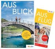 Das Magazin bietet Freizeittipps für Jung und Alt. (Bild: PD)