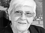Lotti Schafroth, 89 Pensionärin, St. Gallen