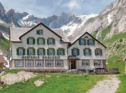 Das Gasthaus Meglisalp soll umgebaut werden (Bild: PD)