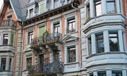 Schön und ästhetisch bauen: Resultat von sehr allgemein formulierten Vorschriften aus den 1870er-Jahren am Beispiel der Ekkehardstrasse 2/4. (Bild: Reto Voneschen)