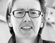 Cécile Ziegler Leiterin Berufs- und Laufbahnberatung Toggenburg (Bild: Cecilia Hess-Lombriser)