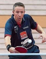 Dreifacher Sieger Fredrik Möller.