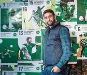 Karim Haggui sagt: «Ich wünsche mir, dass bald eine Ansage von Alain Sutter kommt.» (Bild: Urs Bucher/Freshfocus (St. Gallen, 22. November 2017))