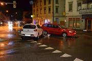 Die Umstände, wieso es trotz eingeschaltetem Lichtsignal zum Unfall kommen konnte, werden zurzeit abgeklärt. (Bild: pd)