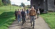Die Seniorenwanderer Toggenburg laden zum Mitwandern ein. (Bild: PD)