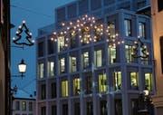 Die Stadt schreibt einen Ideenwettbewerb zur weihnachtlichen Beleuchtung der vier Eingangstore der Altstadt aus. (Bild: sk)