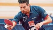 Mit dem Zuzug von Elia Schmid ist Stefan Hotz (Bild) nicht mehr der einzige Schweizer im Fanionteam. (Bild: PD)