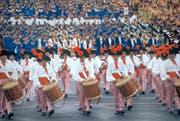 Das Fête des Vignerons findet nur einmal pro Generation statt, letztmals im Jahr 1999. (Bild: PD)